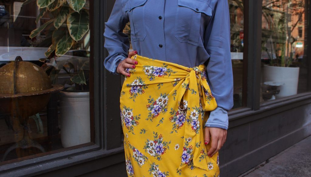 Style These 6 Printed Skirts from Desk to Dinner