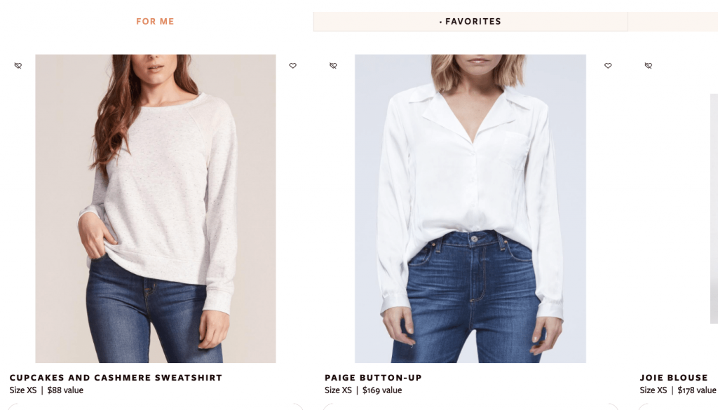 Tips on interacting with our closet-curating algorithm and professional stylists to make the most of your curated closet experience with Armoire.