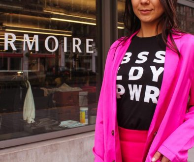 Women drive up to 80% of consumer spending, yet, capitalizing on this demographic, the apparel industry has forgotten one key player: the women themselves.