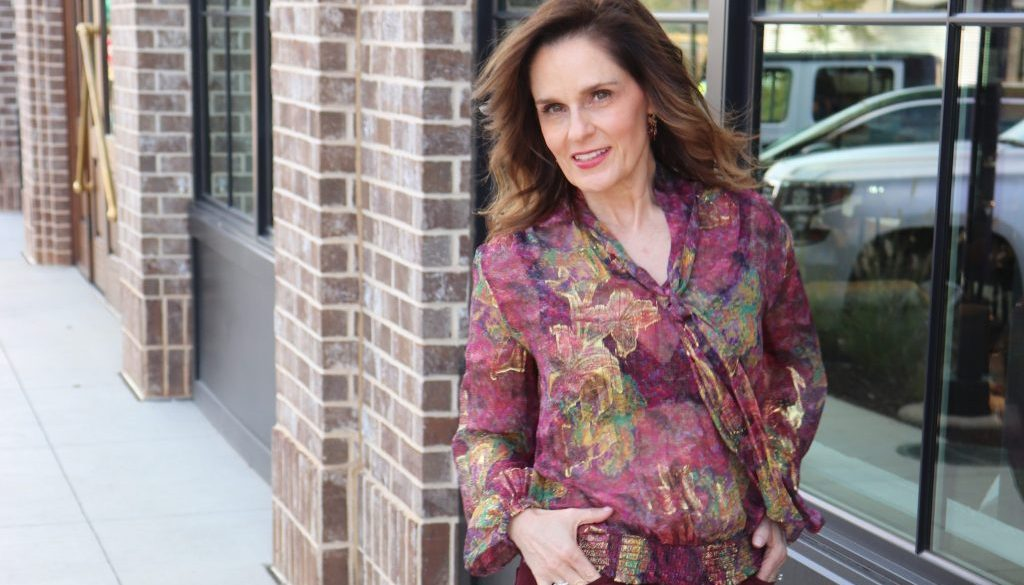 Petite blogger and Armoire member, Beth Ferguson, shares her tips on fashion for petites over 40. What she lacks in height, she makes up in style!
