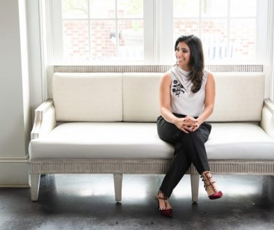 Read on to learn all about Zankhna Parekh, founder of Zaftan by Zankhna Designs, and her brand's modern take on traditional styles.