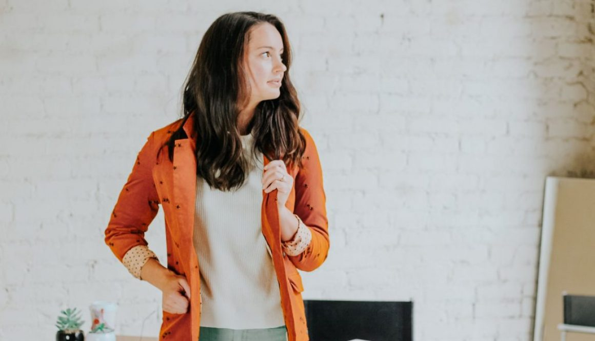 Read on to learn about boss lady Janelle Lucero: her story, style, and how Armoire has been the catalyst to feeling more like herself.