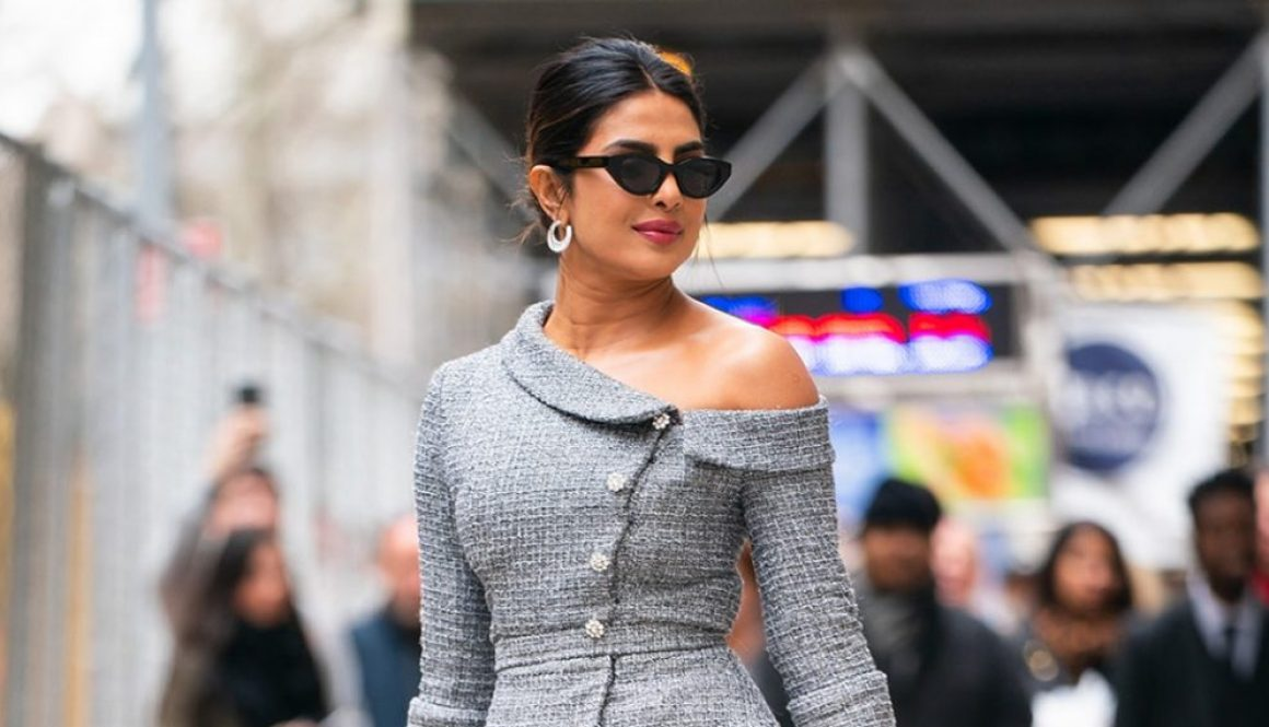 In our #StealHerStyle series, we show you how to recreate your favorite Priyanka Chopra outfits using your next Armoire package.