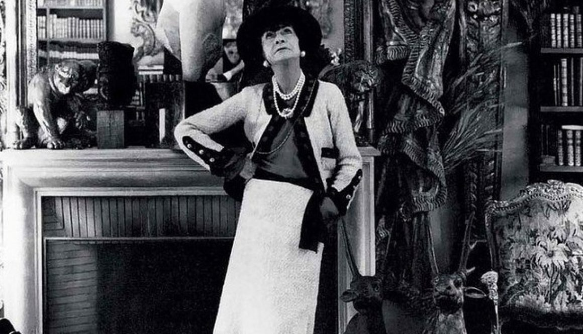 coco chanel clothing